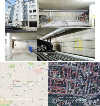 Parkplatz / Garage - 1190 Wien, 19. Bezirk, Döbling - 235505