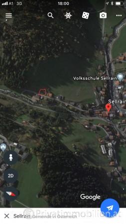 Grundstück für Einfamilienhaus / Villa - 6181 Sellrain - 237131