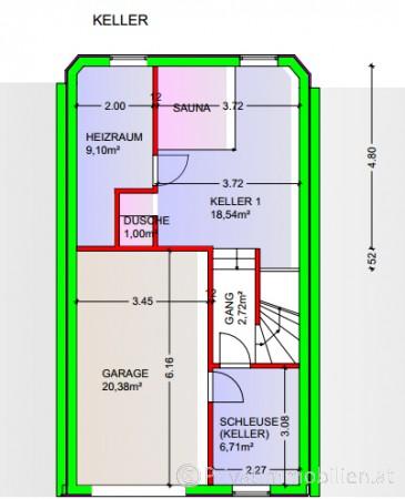 Haus / Einfamilienhaus und Villa - Miete - 1230 Wien - 239843