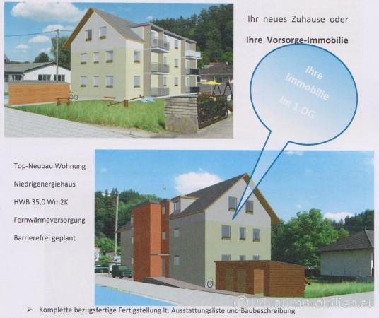 Mietwohnung - 4625 Offenhausen - 240145