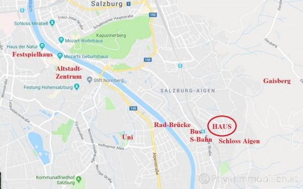 Wohngemeinschaft - 5026 Salzburg - 240229