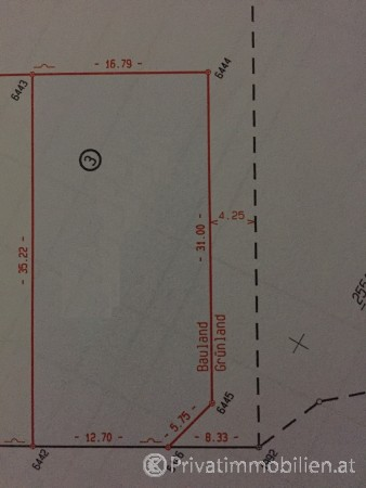 Grundstück für Einfamilienhaus / Villa - 2014 Breitenwaida - 240439