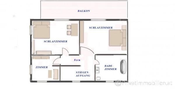 Haus / Einfamilienhaus und Villa - Miete - 5026 Salzburg - 240585