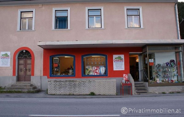 Anlageobjekt / Zinshaus - 8763 Pölstal - 240591