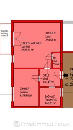 Mietwohnung - 8232 Grafendorf - 241479