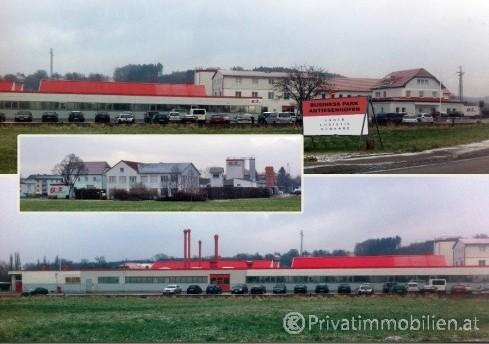 Betriebsobjekt / Halle / Lager / Werkstatt - 4980 Antiesenhofen - 245364