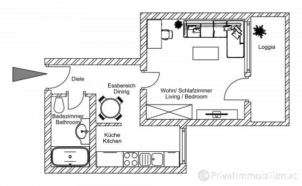 Eigentumswohnung - 9500 Villach - 246080