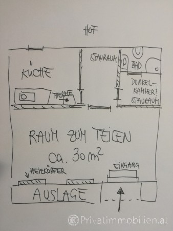Geschäftslokal - 1150 Wien - 246796