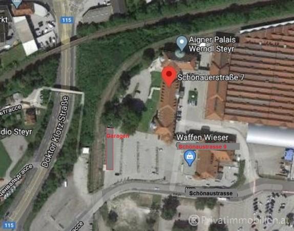 Parkplatz / Garage - 4400 Steyr - 247520