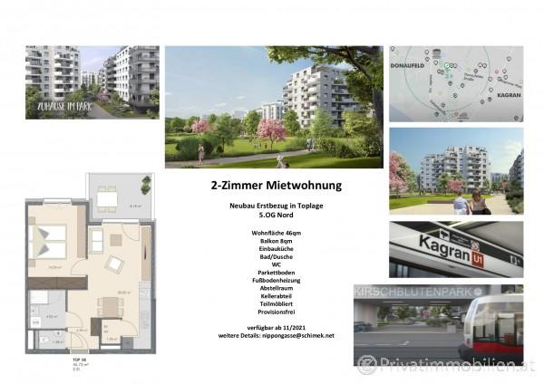 Mietwohnung - 1220 Wien - 247672
