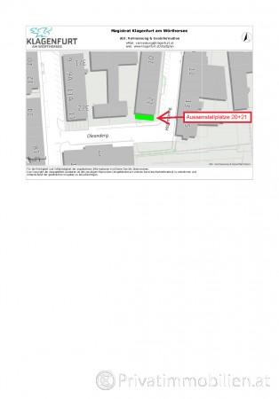 Parkplatz / Garage - 9020 Klagenfurt - 247756