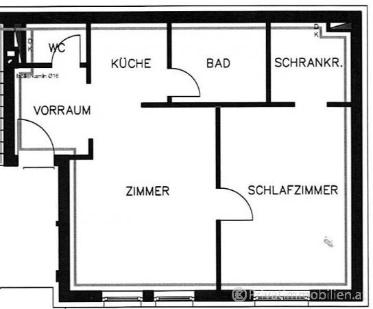 Mietwohnung - 2340 Mödling - 248142