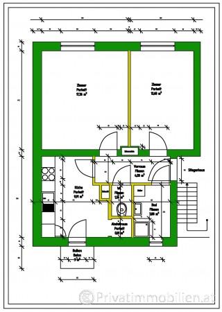 Mietwohnung - 8010 Graz - 248378